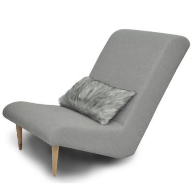 Fotel -leżanka inspirowana japońskim minimalizmem. Kolekcja 2014.