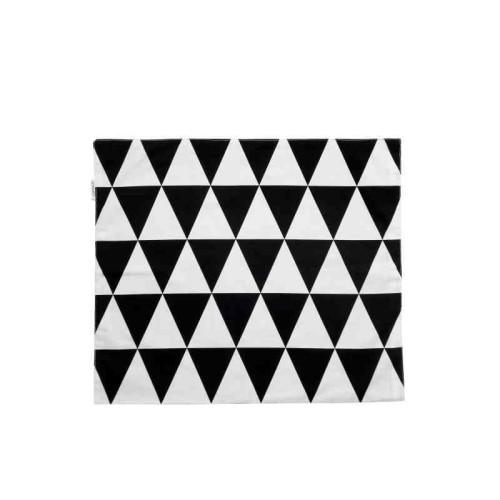 Czarno-biała podkładka kuchenna