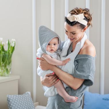ręcznik ułatwiający kąpiel Szaraczek 4