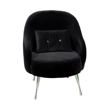 Fotel Milo w różnych kolorach do wyboru.