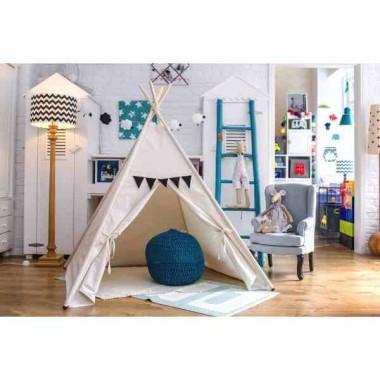 Namiot tipi do pokoju dziecięcego