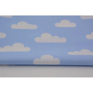 Zasłona Chmurki na niebieskim