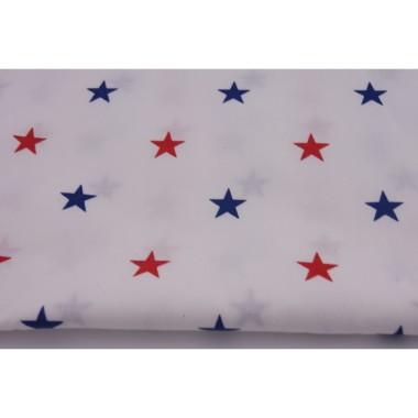 Zasłona bawełniana, składająca się z tkaniny w wybrany wzór oraz podszewki.