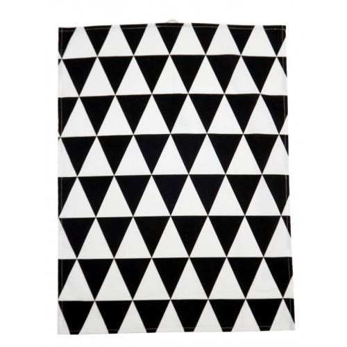 Ściereczka kuchenna w trójkąty.
