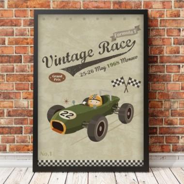 Plakat Formula1