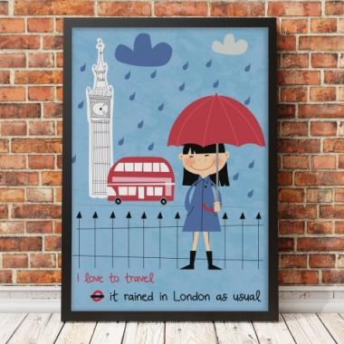 Plakat London