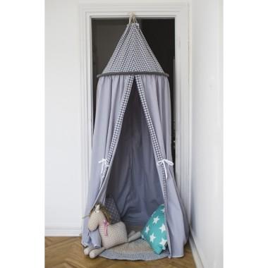 Namiot  wiszący do pokoju dziecka.