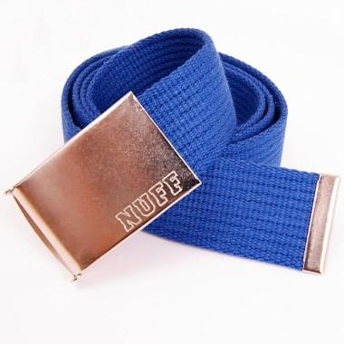 Pasek Nuff Wear - P0613 - royal blue