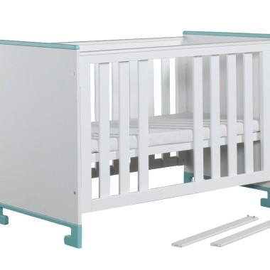 ToTo - łóżeczko 120x60