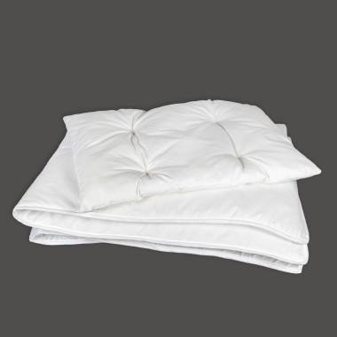 BASIC - kołdra z poduszką 100×135 + 40×60 cm