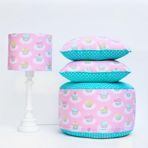 Poduszka Różowy Deser Lamps&Co