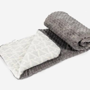 Produkt 3 w 1: kocyk/ kołderka/ narzuta na łóżeczko