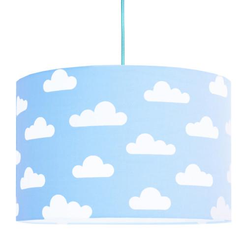 youngDECO lampa sufitowa chmurki na błękitnym 1