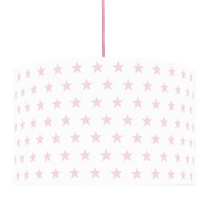 youngDECO lampa sufitowa gwiazdki różowe 1