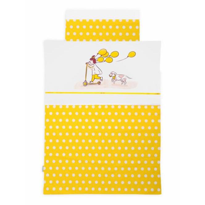 Kolor żółty - akcesoia do pokoju dziecka