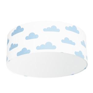 youngDECO plafon chmurki błękitne
