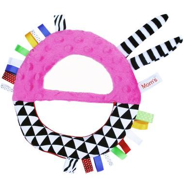 Szeleszcząca zabawka idealna zarówno dla mniejszych jak i większych szkrabów.