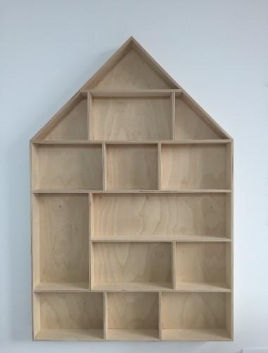 Domek na drobiazgi - półka
