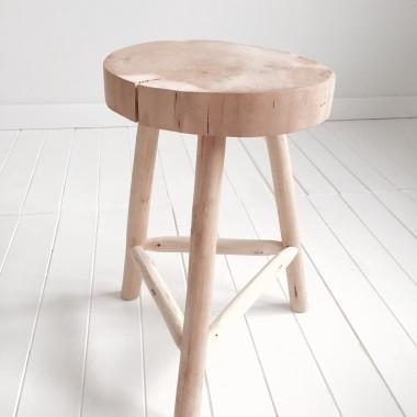 tołek Belmam, to orginalna konstrukcja stworzona z naturalnych kształtów drewna.