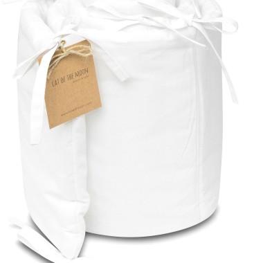 ochraniacz bialy pure white