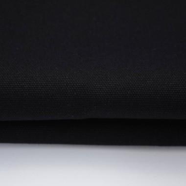 Zasłona jednobarwna czarna- do sypialni, salonu, jadalni.