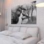 Antologia namiętności - nowoczesny obraz na płótnie do salonu, jadalni, sypialni lub przedpokoju. Loft, scandi.Vaku.