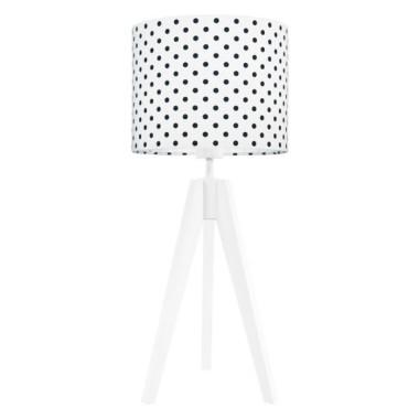 youngdeco-lampa-na-stolik-trojnog-grochy-czarne-465x700