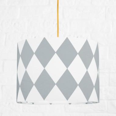 youngDECO lampa sufitowa MINI romby szare 2
