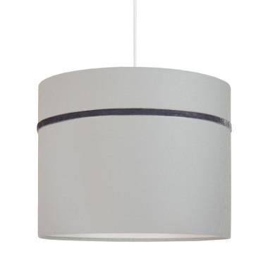 Lampa sufitowa MINI porcelanowy szary