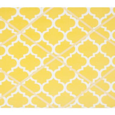 MemoryBoard Koniczyna marokańska żółta