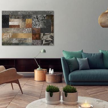 Oddech melancholii - nowoczesny obraz do salonu
