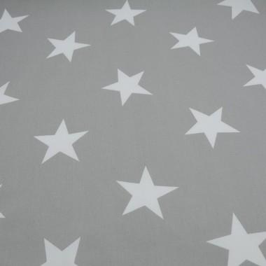 Zasłona Gwiazdy na szarym