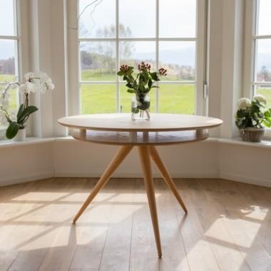 Okrągły stół do kuchni/ jadalni.