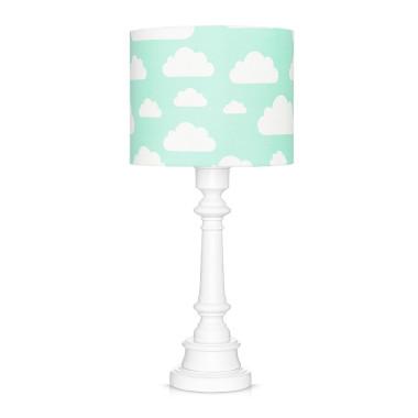 Lampa stojąca Chmurki Mint