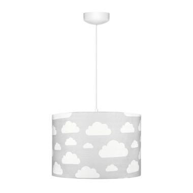 Lampa wisząca Chmurki Grey