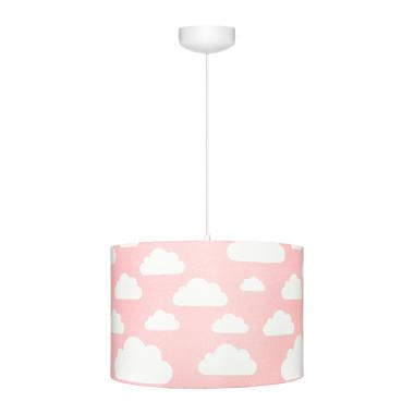 Lampa wisząca Chmurki Pink