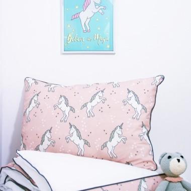 Piękna pościel dla dziecka Magic Unicorn
