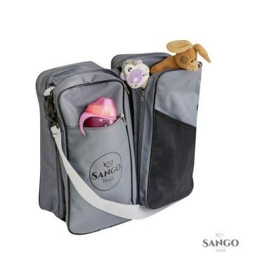 """Wielofunkcyjna torba """"baby travel"""" 3w1 - łóżeczko, przewijak, torba."""