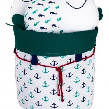 Kosz - worek na zabawki Marine