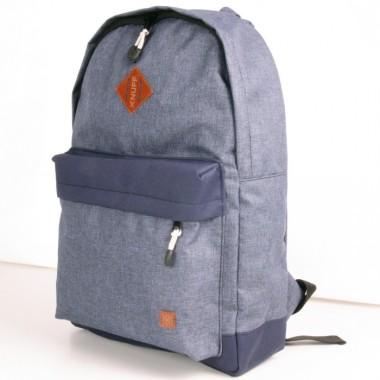 Plecak Nuff 4you 20L - Niebieski melanż