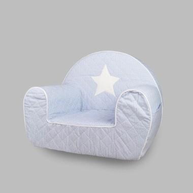 Gwiazda Blue - wygodny fotelik dla dziecka