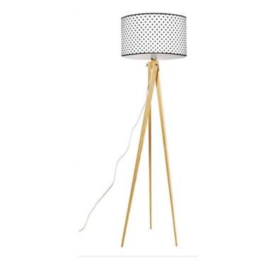 Lampa podłogowa, stojąca na trzech nogach, LW14-01-28