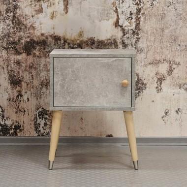 szafka beton jasny