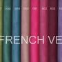 wzornik french velvet