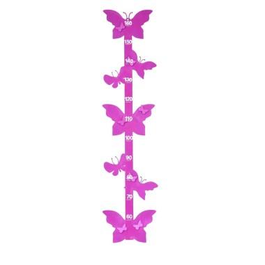 miarka wzrostu - Motylki