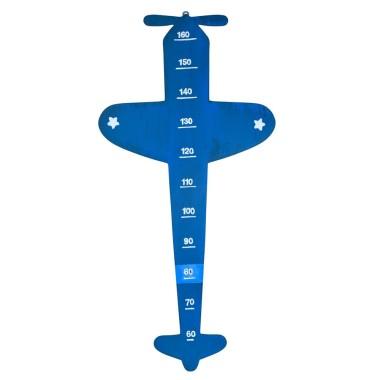 Miarka wzrostu - Samolot.