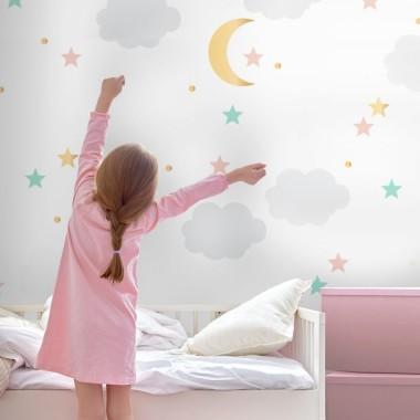 Urocza dekoracja do pokoju malucha, przedszkolaka. Także do pokoju romantycznej nastolatki.