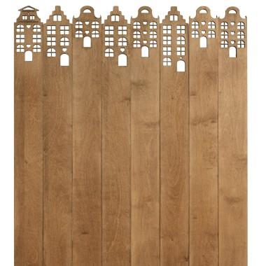 Oryginalny drewniany płotek boazeria._02