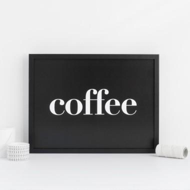 Czysta i elegancka forma graficzna, precyzyjny wydruk, doskonały papier - wykwintna dekoracja ściany.