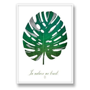 Piękny plakat. Dzieło jest sygnowane - ładnie opakowane lub oprawione będzie doskonałym prezentem.